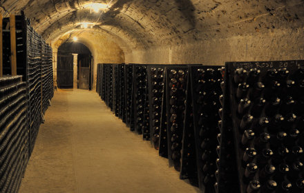 The cellars of Valmer © Duret-Lamouroux