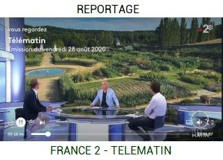 Reportage FRANCE 2 - Télématin
