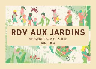 """Rendez-vous aux Jardins 2021 - """"La Transmission des savoirs"""""""