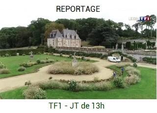 Reportage TF1 - JT de 13h de Jean-Pierre Pernaut