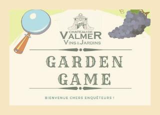 Garden Game - Jeu d'énigmes familial - Toute la saison 2021