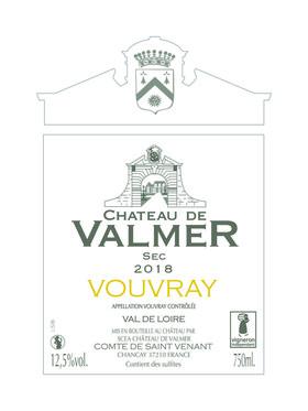 AOC Vouvray Sec 2018