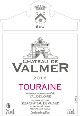 AOC Touraine Rosé Nature 2019