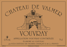 AOC Vouvray Traditional Method Brut