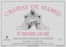 AOC Touraine Rosé Méthode Traditionnelle Brut